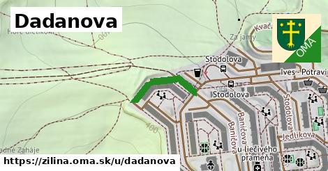 ilustračný obrázok k Dadanova, Žilina