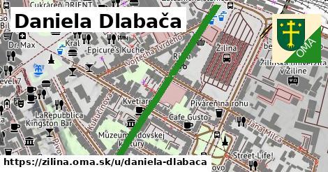 ilustračný obrázok k Daniela Dlabača, Žilina