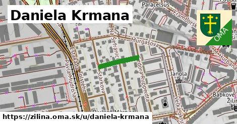 ilustračný obrázok k Daniela Krmana, Žilina