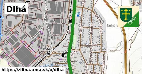 ilustrácia k Dlhá, Žilina - 1,31km