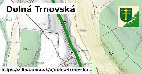 ilustračný obrázok k Dolná Trnovská, Žilina