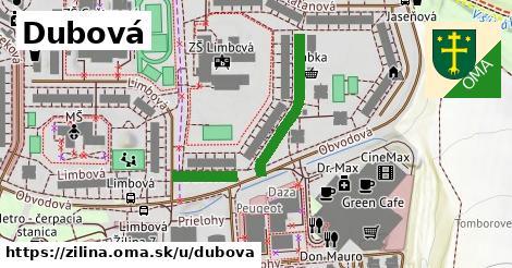 ilustrácia k Dubová, Žilina - 310m