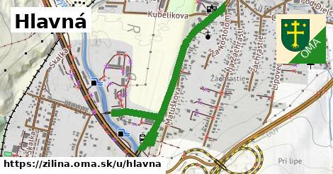 ilustrácia k Hlavná, Žilina - 1,04km