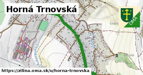 ilustrácia k Horná Trnovská, Žilina - 0,96km