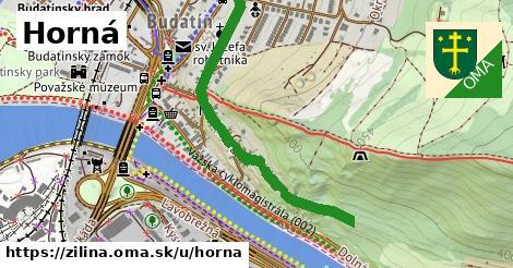 ilustrácia k Horná, Žilina - 0,90km