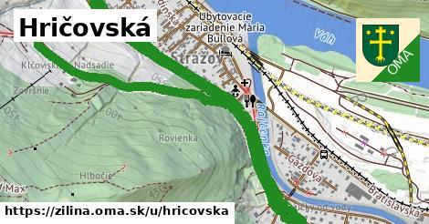 ilustrácia k Hričovská, Žilina - 7,4km