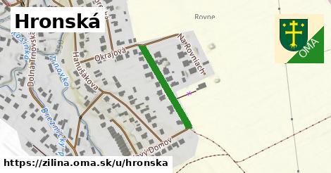 ilustrácia k Hronská, Žilina - 210m
