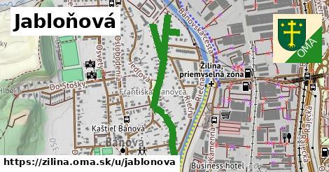 ilustrácia k Jabloňová, Žilina - 0,86km