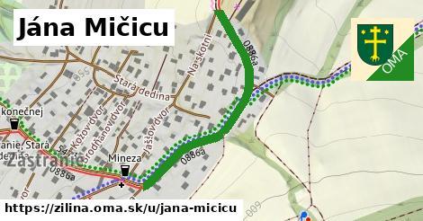 ilustrácia k Jána Mičicu, Žilina - 411m