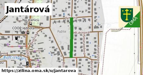 ilustrácia k Jantárová, Žilina - 205m