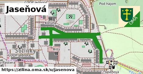 ilustrácia k Jaseňová, Žilina - 0,99km