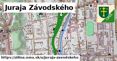 ilustrácia k Juraja Závodského, Žilina - 1,09km