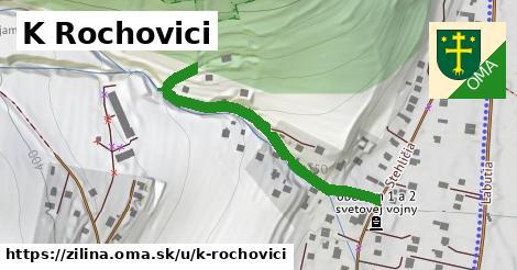 ilustrácia k K Rochovici, Žilina - 424m