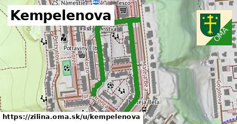 ilustrácia k Kempelenova, Žilina - 0,95km
