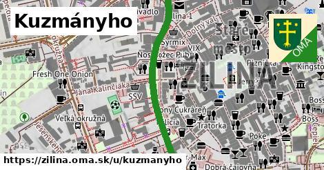 ilustrácia k Kuzmányho, Žilina - 400m