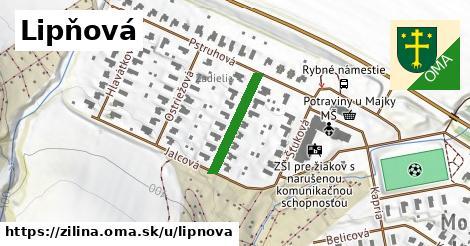 ilustračný obrázok k Lipňová, Žilina