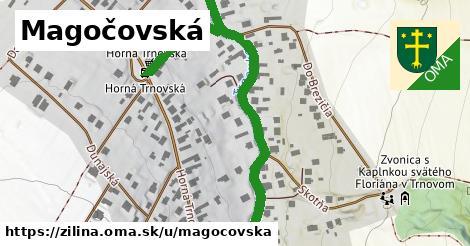 ilustrácia k Magočovská, Žilina - 0,70km