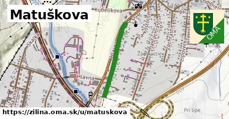 ilustrácia k Matuškova, Žilina - 515m