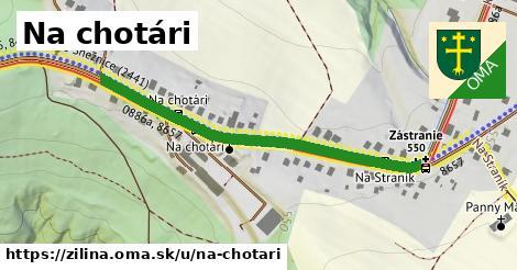 ilustrácia k Na chotári, Žilina - 481m