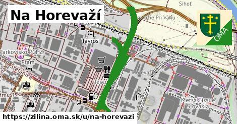 ilustrácia k Na Horevaží, Žilina - 5,3km