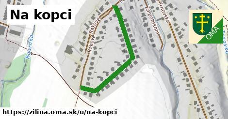 ilustrácia k Na kopci, Žilina - 388m