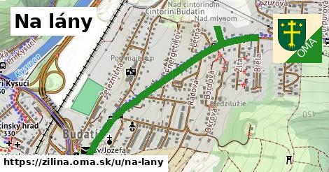 ilustrácia k Na lány, Žilina - 1,90km
