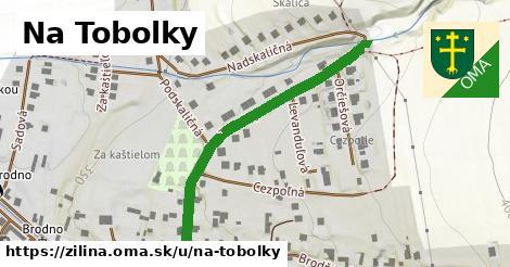 ilustrácia k Na Tobolky, Žilina - 466m