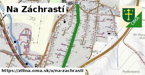 ilustrácia k Na Záchrastí, Žilina - 0,73km