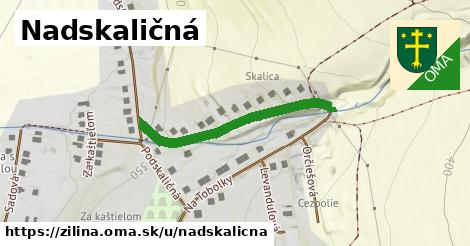 ilustrácia k Nadskaličná, Žilina - 329m