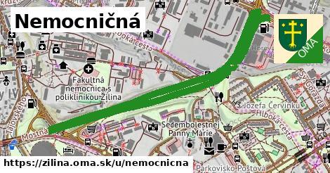 ilustrácia k Nemocničná, Žilina - 2,4km