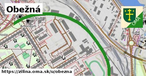 ilustrácia k Obežná, Žilina - 0,87km