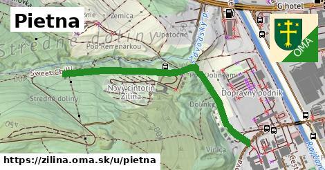 ilustrácia k Pietna, Žilina - 1,04km