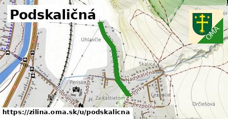 ilustrácia k Podskaličná, Žilina - 521m