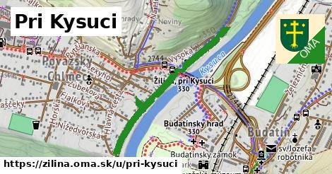 ilustračný obrázok k Pri Kysuci, Žilina