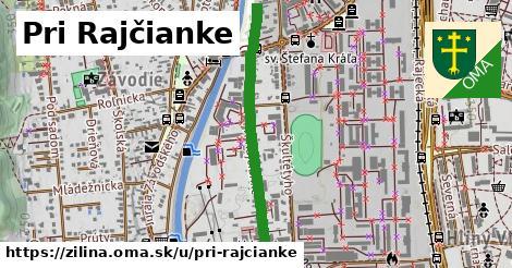 ilustračný obrázok k Pri Rajčianke, Žilina