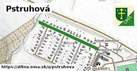 ilustrácia k Pstruhová, Žilina - 351m