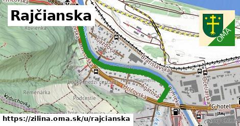 ilustrácia k Rajčianska, Žilina - 0,86km