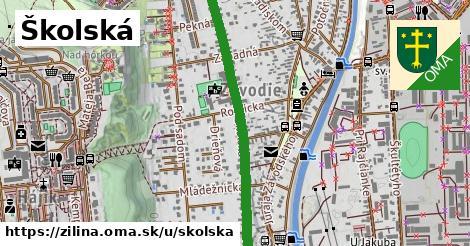 ilustrácia k Školská, Žilina - 0,95km