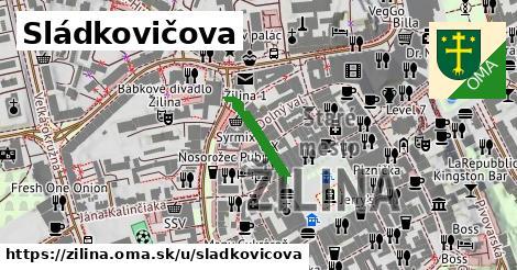 ilustrácia k Sládkovičova, Žilina - 143m