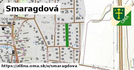 ilustrácia k Smaragdová, Žilina - 127m