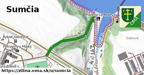 ilustrácia k Sumčia, Žilina - 347m
