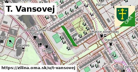 ilustrácia k T. Vansovej, Žilina - 127m