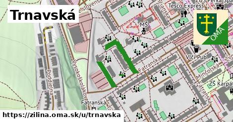 ilustračný obrázok k Trnavská, Žilina