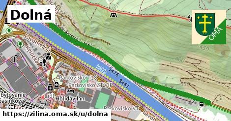 ilustrácia k Dolná, Žilina - 1,39km