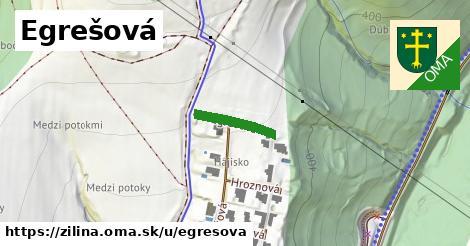 ilustrácia k Egrešová, Žilina - 128m