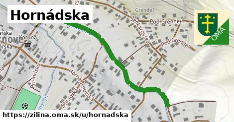 ilustrácia k Hornádska, Žilina - 338m