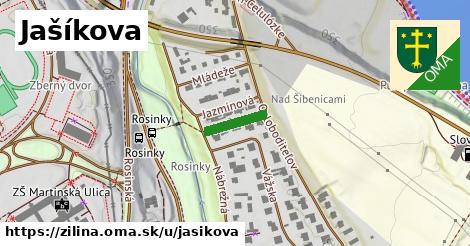 ilustrácia k Jašíkova, Žilina - 102m