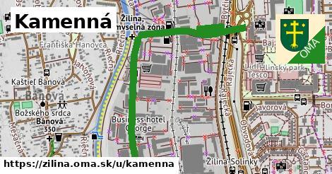 ilustrácia k Kamenná, Žilina - 1,41km