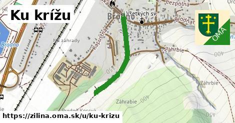ilustrácia k Ku krížu, Žilina - 575m