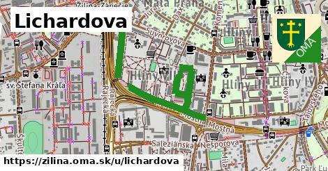 Lichardova, Žilina